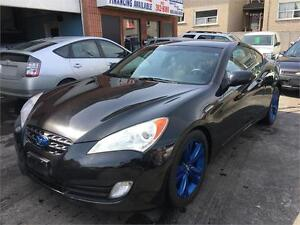 2010 Hyundai Genesis Coupe TURBO