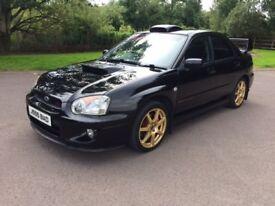 2004 Subaru Impreza WRX full PRODRIVE model. cheap for quick sale