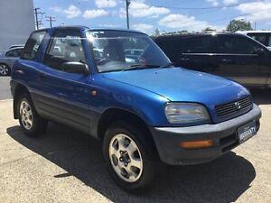 1994 Toyota RAV4 Automatic Blue Automatic Wagon Underwood Logan Area Preview