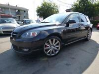 "2008 MAZDASPEED3 (MANUELLE, MAGS 18"", FULL, JAMAIS ACCIDENTÉ!!!)"