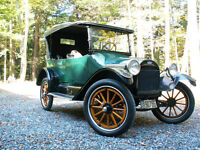 "1918 CHEVROLET 490 ""ELECTRIC"" TOURING CAR"