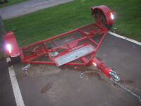 EXTRA WIDE TOW DOLLY 7 FOOT INSIDE FENDERS!MAY TRADE