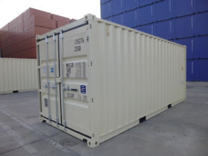 NEW One-Trip Storage/Shipping/Seacan Containers for SALE!