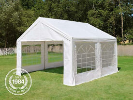 Perfect 04x05 Garden Marquee for Event & Party 05x04 Gazebo Tent - Unused - Special Price