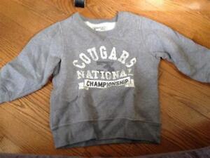 Boys clothing - fall/winter shirts size 5T - 5/6