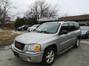 2005 GMC Envoy SLT Leather 4WD FINANCE AVAILABLE