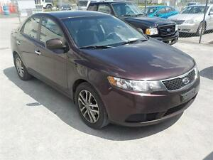2011 Kia Forte EX-Heated Seats-Gas Saver-2.0L- 1 Year Warranty.