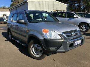 2004 Honda CR-V MY04 (4x4) Sport Silver 4 Speed Automatic Wagon Margaret River Margaret River Area Preview