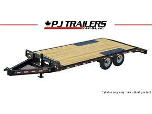 "24"" x 8"" I-Beam Deckover Trailer (F8) London Ontario image 1"