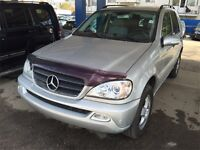 2003 Mercedes-Benz ML350 ML350
