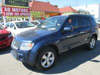2010 Suzuki Grand Vitara AWD AUTO LOAD 101km- APPROVED FINANCING