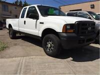2006 FORD F250 SUPERCAB 4X4 EXCELLENT TRUCK