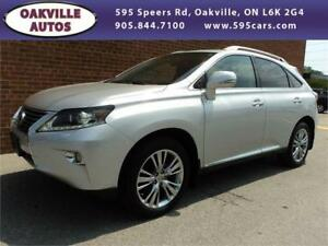 2013 Lexus RX 350 NAVIGATION TOURING AIR COOLED SEATS