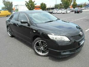 2007 Toyota Camry ACV40R 07 Upgrade Sportivo Black 5 Speed Automatic Sedan Maidstone Maribyrnong Area Preview