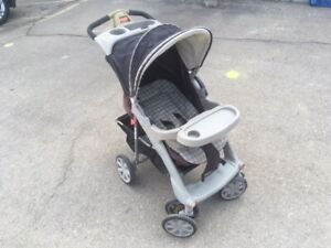 CHILD'S FULL SIZE STROLLER