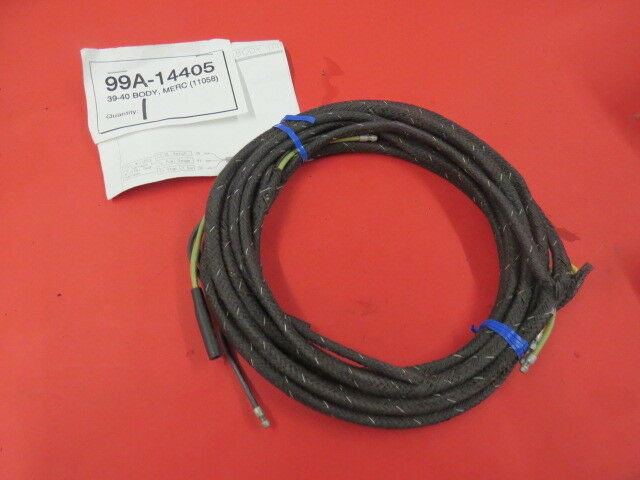 NEW original type 1939 1940 Mercury tail lamp extension harness 99A-14405