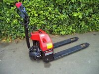 EP electric power pallet truck / forklift with weight scale system