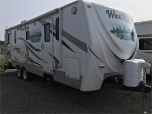 2011 Outdoors RV Wind River 250RLSW  ** New Arrival! **