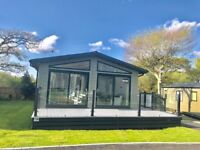 Luxury Lodge Holiday Home for sale 5* Park in Milford on Sea near The New Forest close to Dorset
