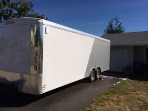 2014 Mirage 8.5x24ft Enclosed Trailer