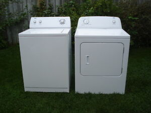Inglis washer and dryer set- free delivery