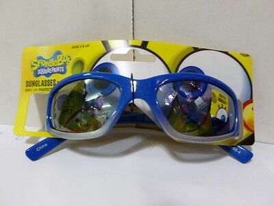 SPONGEBOB SQUAREPANTS KID SUNGLASSES WITH PRINT MUST L@@K