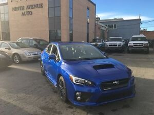 2015 Subaru WRX Sport-tech Package AWD Low KM CLEAN CARPROOF! NA