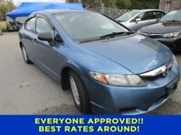 2009 Honda Civic DX-G Barrie Ontario Preview
