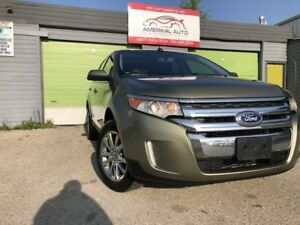 *SAFETIED* 2013 FORD EDGE AWD *LOADED W/CAMERA, SENSORS, NAV*
