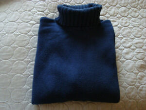 MEN'S GAP COTTON TURTLE NECK SWEATER West Island Greater Montréal image 1