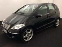 2007 MERCEDES A CLASS AUTOMATIC A180 CDI AVANT-GARDE, ONLY 39K -FULL SERVICE HISTORY