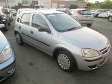 2004 Holden Barina XC (MY04.5) Silver 5 Speed Manual Hatchback Coopers Plains Brisbane South West Preview