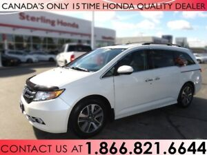 2016 Honda Odyssey TOURING | 1 OWNER | NO ACCIDENTS