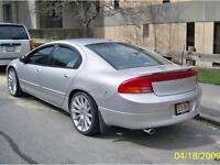 2002 Chrysler Intrepid FWD ***STUPID LOW KMS!!!  NICE  CHEAP