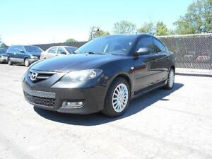 MAZDA 3 GS 2007****AUTOMATIQUE****A/C***2890.00$