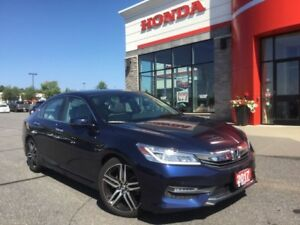 2017 Honda Accord Touring - ONE OF A KIND - QUALIFIES FOR NEW PR