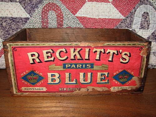 Antique Reckitt