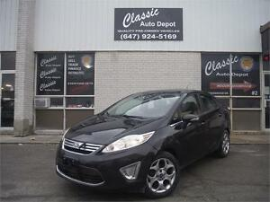 2012 Ford Fiesta SEL**CERTIFIED**NO ACCIDENTS**