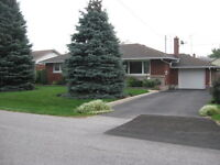 Bungalow with inlaw suite in sought after area .