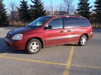 2006 Ford Freestar Fourgonnette, fourgon, minivan