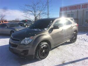 2010 CHEVROLET EQUINOX LS - 4CYLINDER - LOW KM - POWER OPTIONS