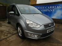 2010 Ford Galaxy 2.0 TDCi Zetec 5dr SERVICE HISTORY AVAILABLE..