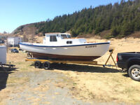 2009 Motorboat and Trailer