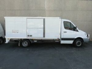 2013 Mercedes-Benz Sprinter 906 MY12 516 CDI LWB White 6 Speed Manual Cab Chassis Revesby Bankstown Area Preview