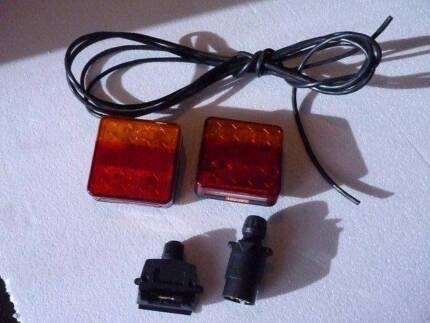 LED LIGHT KIT FOR 6X4 TRAILER