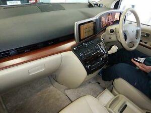 2006 Nissan Elgrand E51 XL Luxury White 5 Speed Tiptronic Wagon Taren Point Sutherland Area Preview