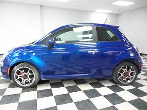 2013 Fiat 500 SPORT - **BLUETOOTH**LEATHER**CRUISE