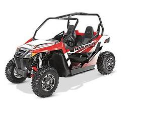 2015 ,2016 ARCTICCAT PROWLERS, WILDCAT BLOW OUT,