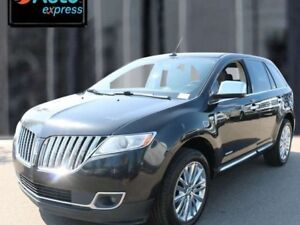2011 Lincoln MKX MKX, 300A, 3.7L V6, AWD, SYNC, NAV, HEATED/COOL
