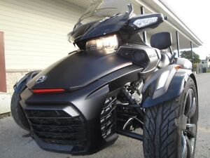 2016 Can-Am DEMO Spyder F-3 Limited Special Series SE-6
